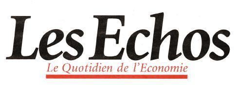Dans Les Echos (8 févr. 2019)