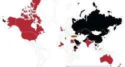 Web Index 2013: the USA join the ranks of Egypt, Kenya and Malaysia for censorship and surveillance