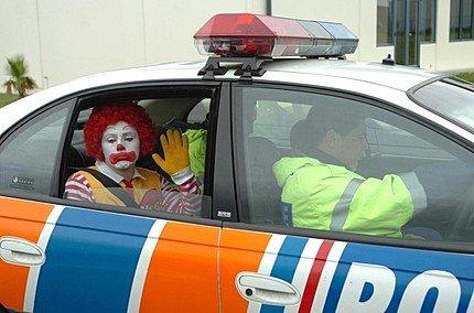 Clowns effrayants : marre d'être le seul à ne pas avoir pondu une analyse super intelligente…
