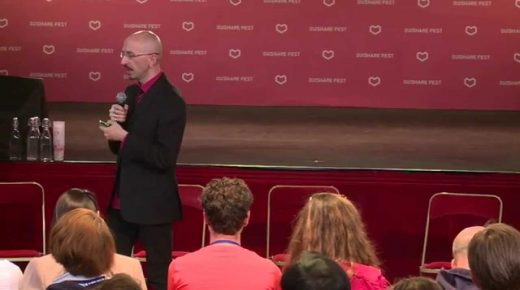 [Video Antonio A. Casilli talks about Digital labor at OuiShare Fest (May 22, 2015)