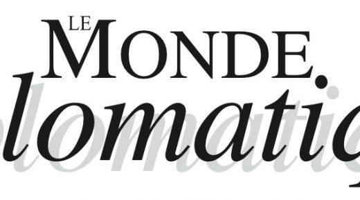 Dans Le Monde Diplomatique (sept. 2016)