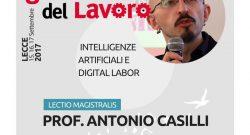 [Video] Micro-lavoratori, sindacati e intelligenze artificiali (Lecce, Italia, 17 sett. 2017)