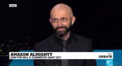 [Video] Regulating Amazon (France 24, Dec 24, 2018)