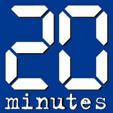 A la une de 20 Minutes (11 févr. 2019)