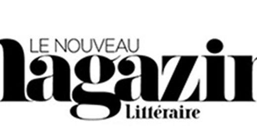 Grand entretien dans le Nouveau Magazine Littéraire (avril 2019)