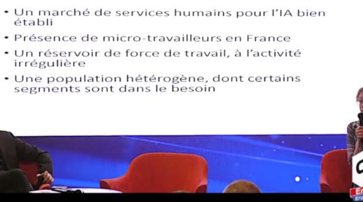 [Vidéo] Le micro-travail en France (séminaire CFE-CGC Orange, Paris, 1 juillet 2019)