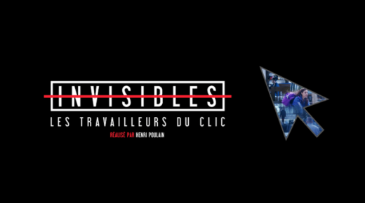 """[Video] Notre documentaire """"Invisibles – Les travailleurs du clic"""" (France Télévisions, 12 févr. 2020)"""