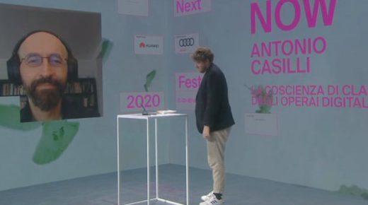 """[Video] """"La coscienza di classe degli operai digitali"""": intervista per Wired Italia"""