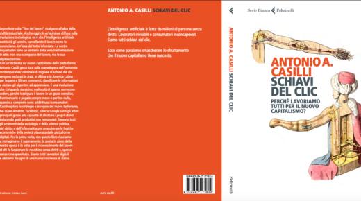 Arriva in libreria 'Schiavi del clic' (Feltrinelli), traduzione italiana del mio 'En attendant les robots'!