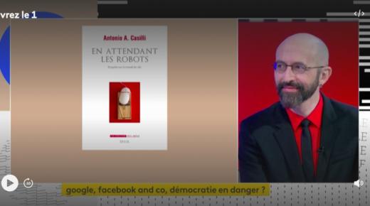 """[Vidéo] Interview """"Ouvrez le 1"""" (France Info Tv, 21 févr. 2021)"""