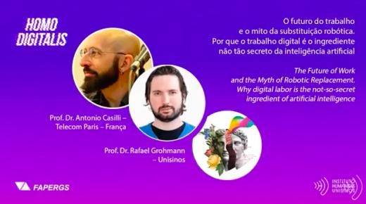 [Video] Conferencia ao XIX Simpósio Internacional IHU Homo Digitalis. A escalada da algoritmização da vida (Porto Alegre, Brasil, 17 dez. 2020)